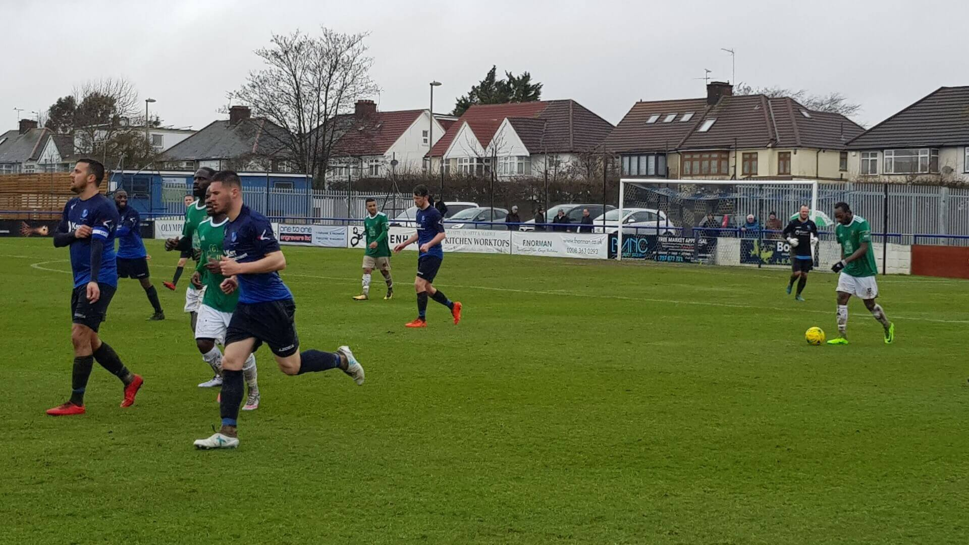 cmptours wingate & finchley vs hendon